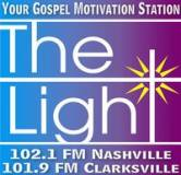 The Light 102.1 FM Logo