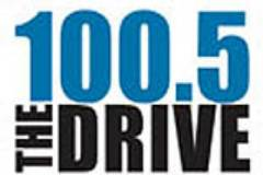 100.5 The Drive Logo
