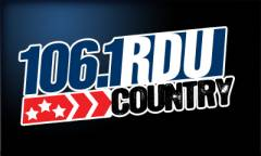 106.1 The Rooster Logo